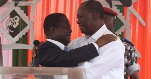 le respect de Ouattara pour Bedié