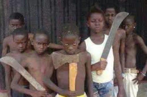 Article : Insécurité à Abidjan: mon face à face avec »Zama le microbe»
