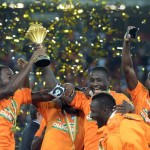 la Côte d'ivoire remporte la CAN 2015. crédits photo Khaled Desouki/AFP
