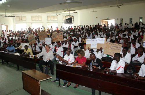Article : Où va l'école ivoirienne?
