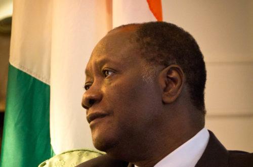 Article : Côte d'Ivoire: Allassane Ouattara en roue libre.