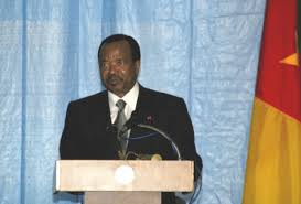 Paul Biya: Président du Cameroun.credit photo www.commons.wikimedia.org
