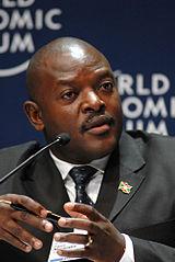 le président Burundais seul contre tous.credit photo.wikimedia.org