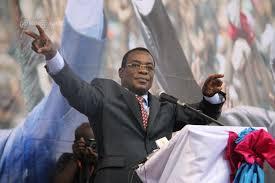 Pascal Affi N'Guessan candidat du FPI