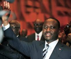 le président de l'assemblée nationale. credit. abidjan .net