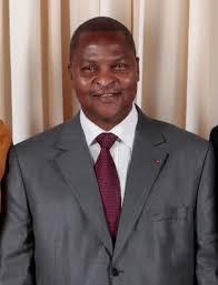 Faustin Archange nouveau président centrafricain.https://en.wikipedia.org/wiki/Faustin-Archange_Touad%C3%A9ra
